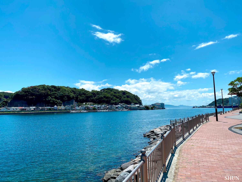 浦賀の光景(2021.07.17) PHOTO: SHUN