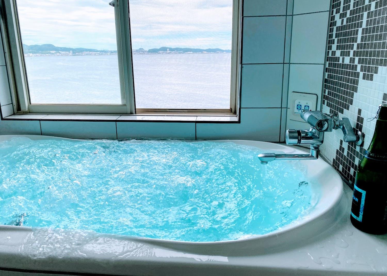 HOTEL SURF SIDE(ホテルサーフサイド)のBATHROOM(バスルーム)