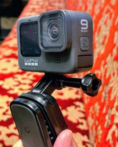 GoPro HERO9 & CLIP ゴープロ
