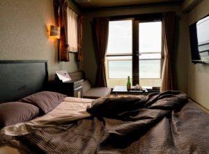ホテルサーフサイドの部屋