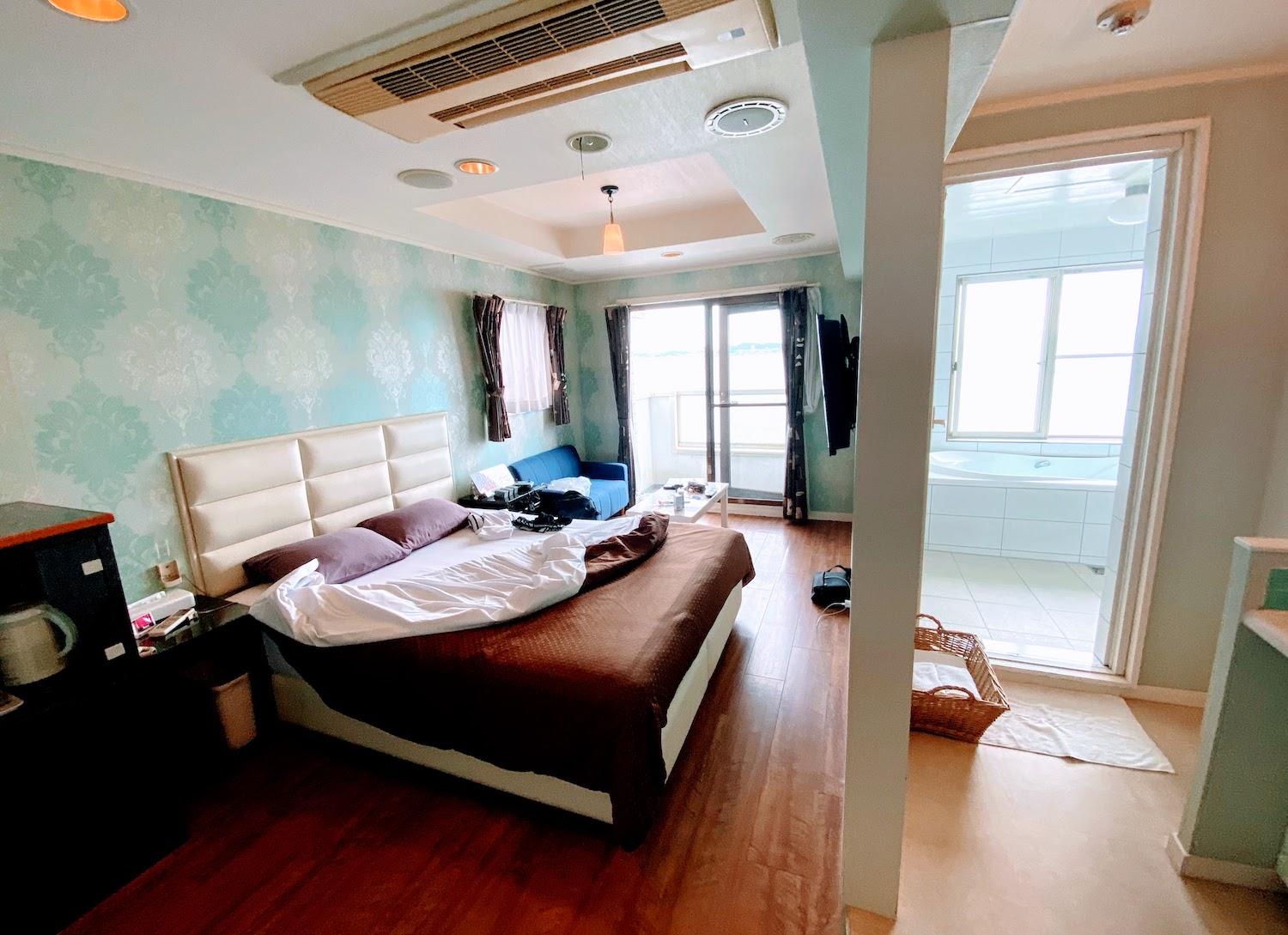 HOTEL SURF SIDE(ホテルサーフサイド)のROOM(部屋)