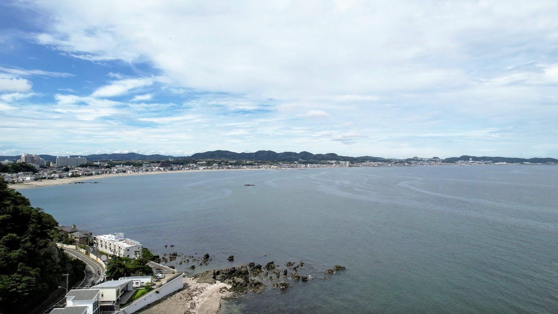 HOTEL SURF SIDE(ホテルサーフサイド)を空撮した画像