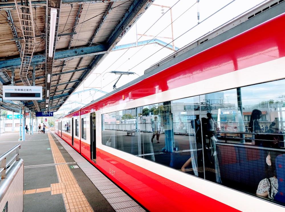 京浜急行電鉄・列車