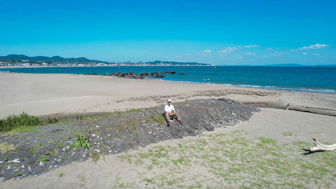 "SHUN RocketDive(樺澤俊悟)/神奈川県三浦海岸にて撮影。DJI AIR2S""ActiveTrack撮影"""
