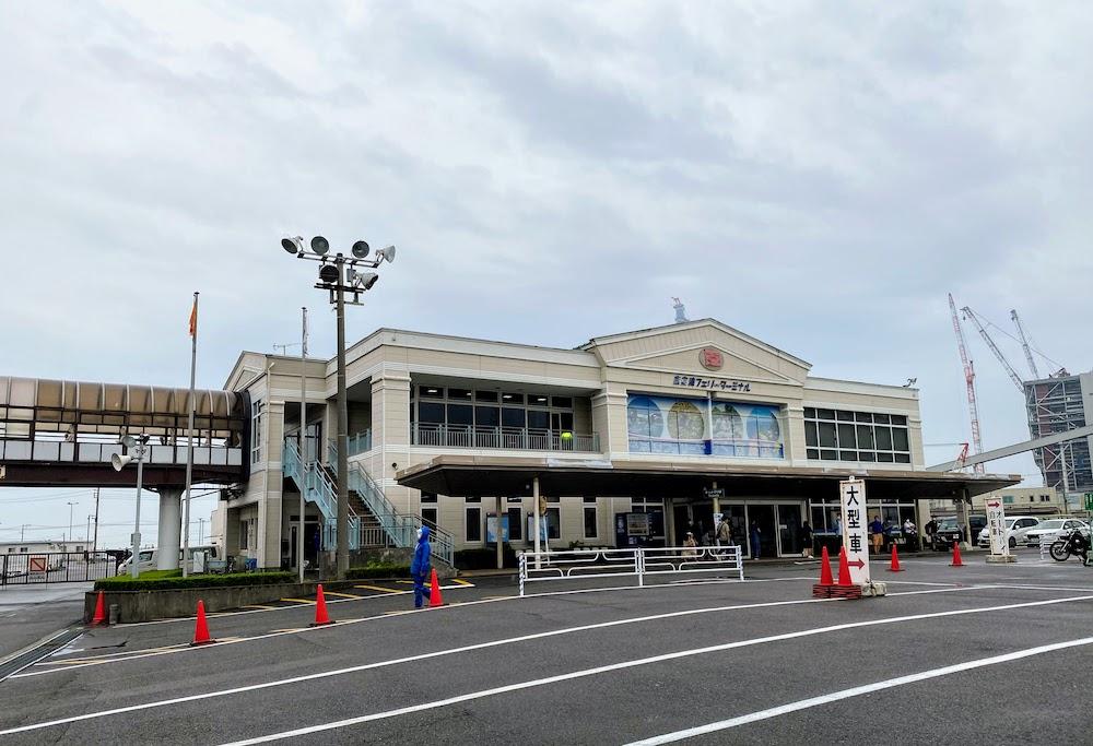 東京湾フェリー ターミナル